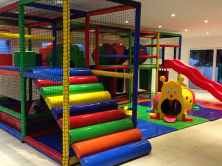 Soft Play Systems